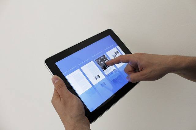aplikace tabletu