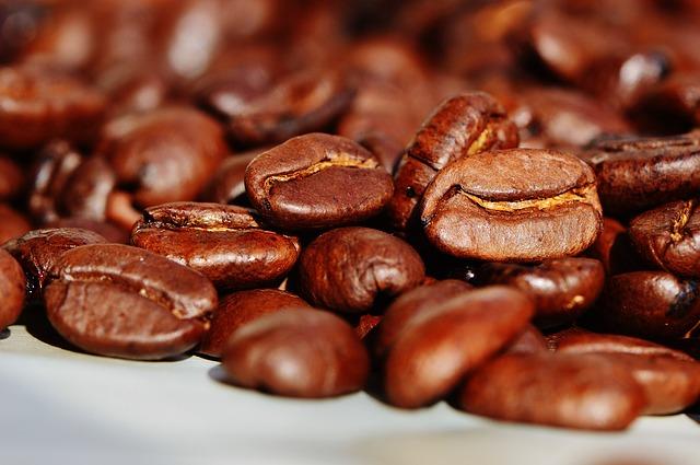 zrnková káva