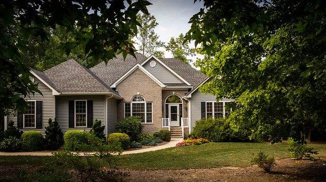 residence klasický dům