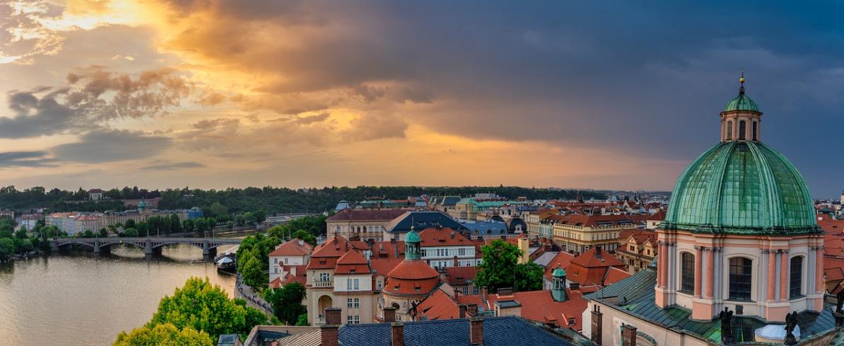 město Praha