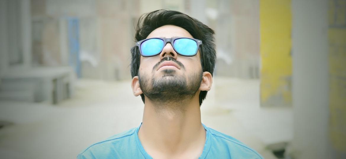 mužské brýle