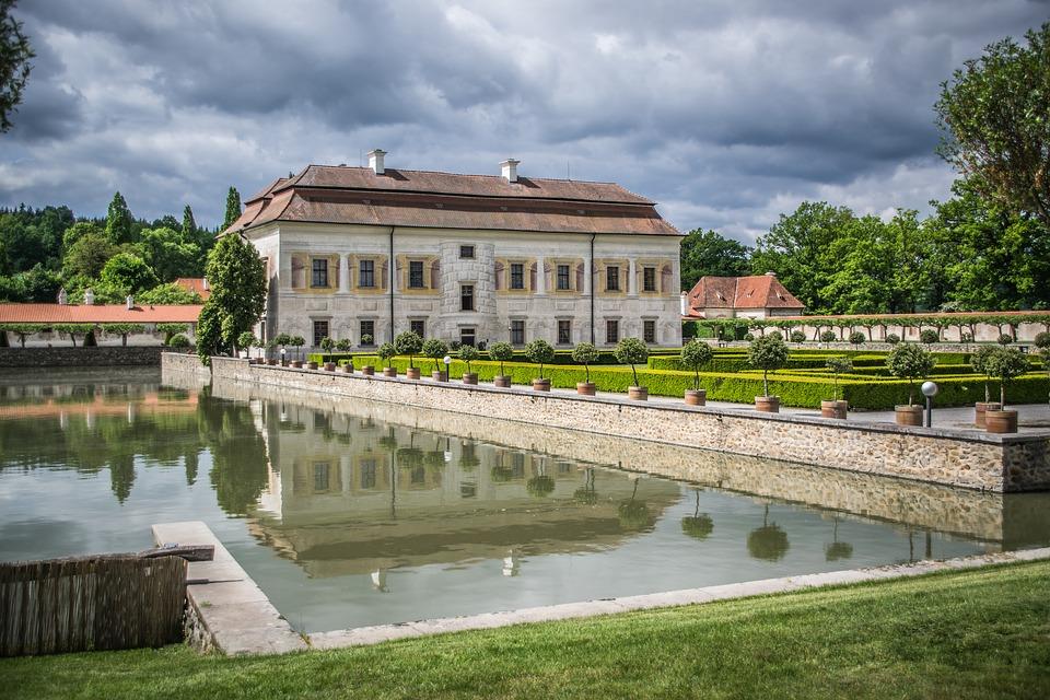 zámek Kratochvíle